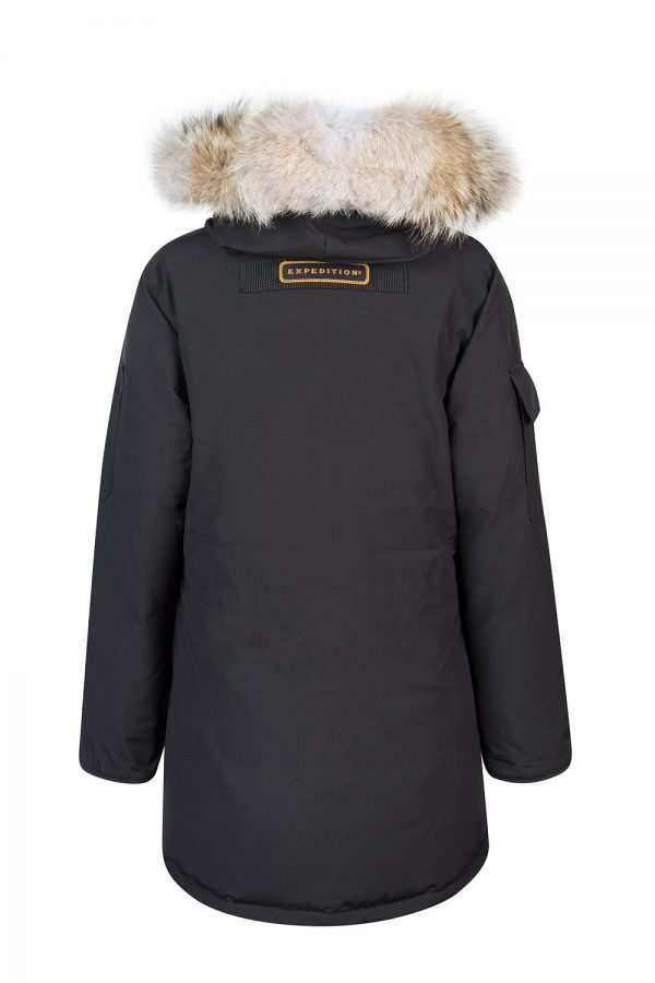 Canada Goose Expedition Women's Parka Black