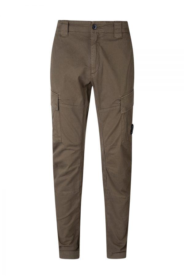 C.P. Company Men's Stretch Cargo Pants Khaki