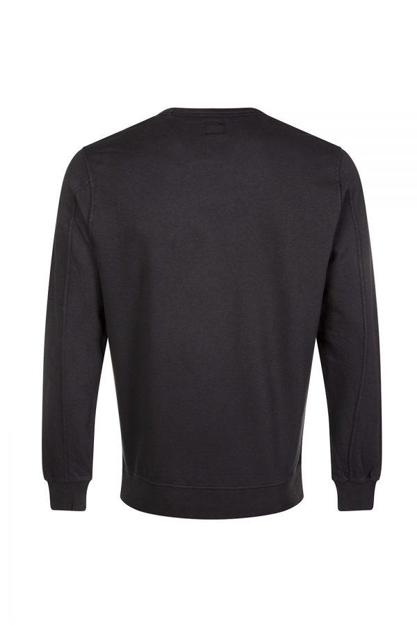 C.P. Company Men's Crew-neck Sweatshirt Dark Grey
