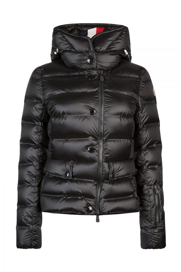 Moncler Grenoble Armotech Women's Padded Jacket Black