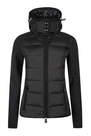 Moncler Grenoble Women's Ski Cardigan Black