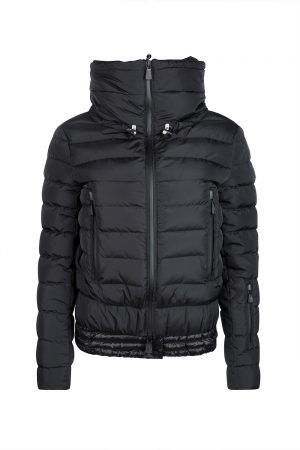Moncler Women's Vonne Down Jacket Black