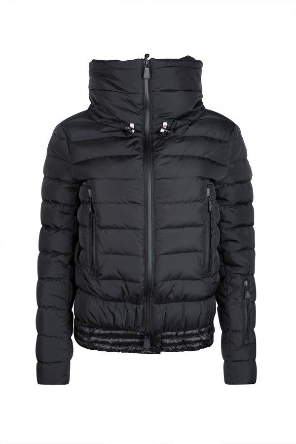 Moncler Women's Vonne Down Jacket Black