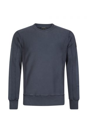 Belstaff Neath Men's Sweatshirt Deep Navy