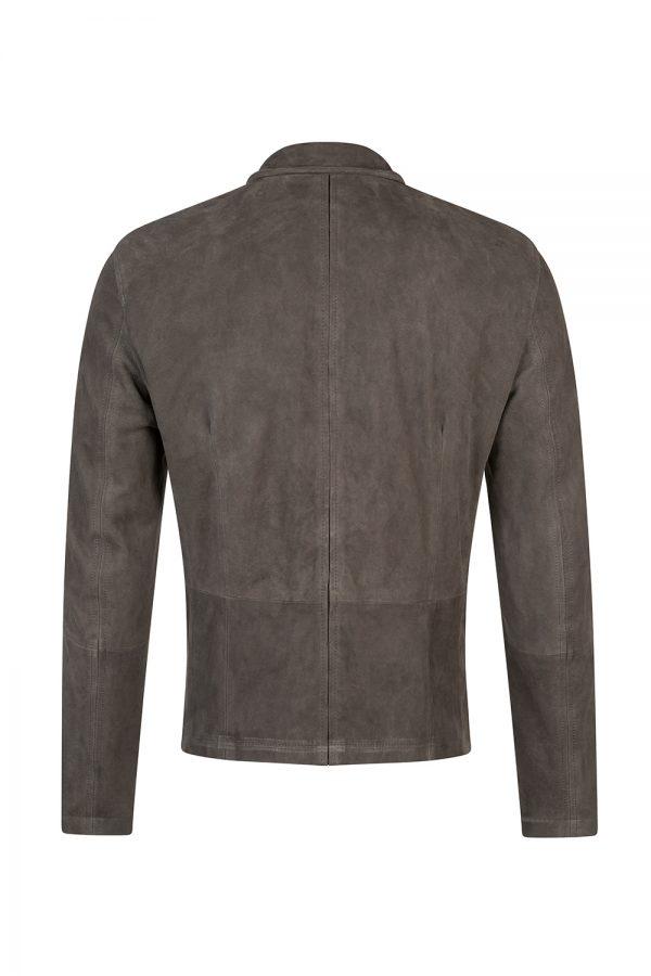 Matchless Craig Men's Suede Blouson Grey