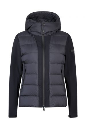 Tatras Bleggio Men's Padded Front Jacket Black