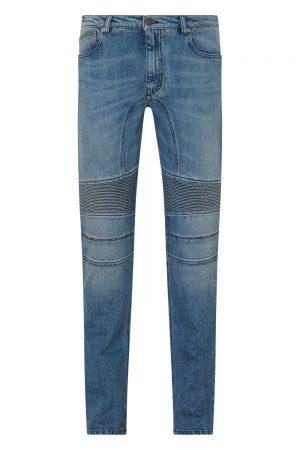 Belstaff Men's Eastham Slim-fit Jeans Blue FRONT