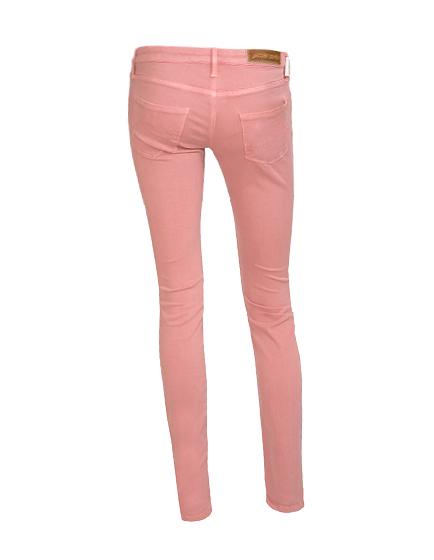 Jacob Cohën J7046 Women's Skinny Jeans Pink