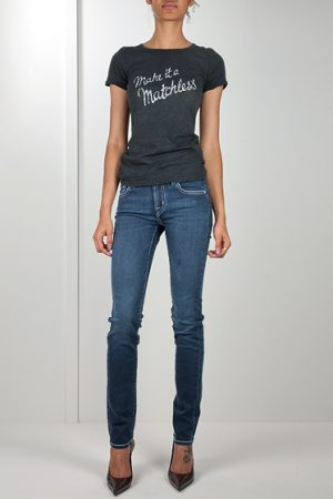 Jacob Cohën Ladies J711 Slim Denim Jeans Blue