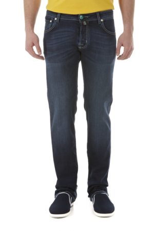 Jacob Cohën J622 Slim Comfort Fit Men's Jeans Dark Blue