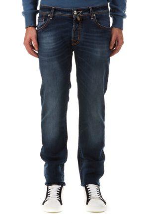 Jacob Cohën J622 Men's Straight-leg Jeans Blue