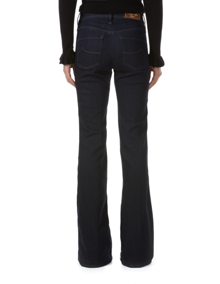 Jacob Cohën Ladies Premium Edition Flared Jeans Blue