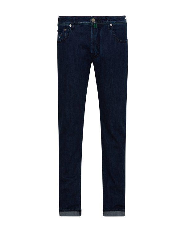Jacob Cohën Men's J622 Limited Comfort Fit Jeans Dark Blue FRONT