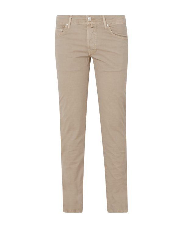 Jacob Cohën Men's Chino Trousers Beige FRONT