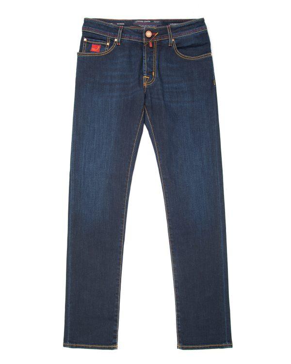 Jacob Cohën Men's J622 Comfort Fit Jeans Dark Red