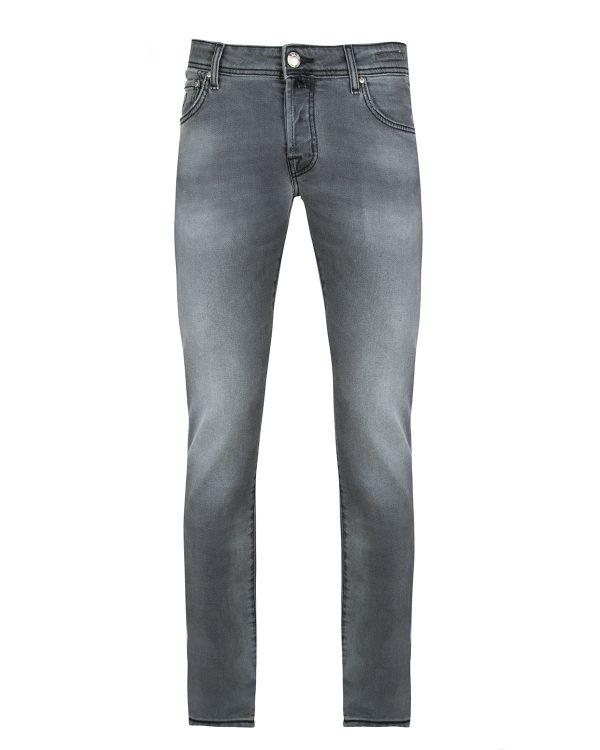 Jacob Cohën Men's PW622 Comfort Jeans Grey
