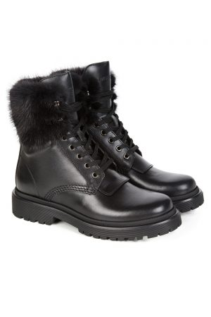 Moncler Women's Patty Ankle Boots Black