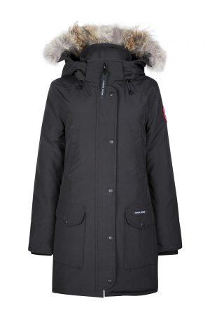 Canada Goose Women's Trillium Parka Black