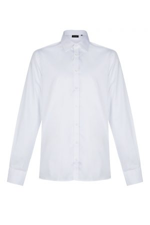 Sand Men's Classic Cotton Shirt White