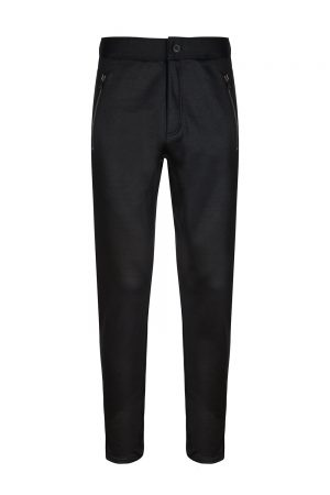 John Varvatos Men's Casual Pants Black