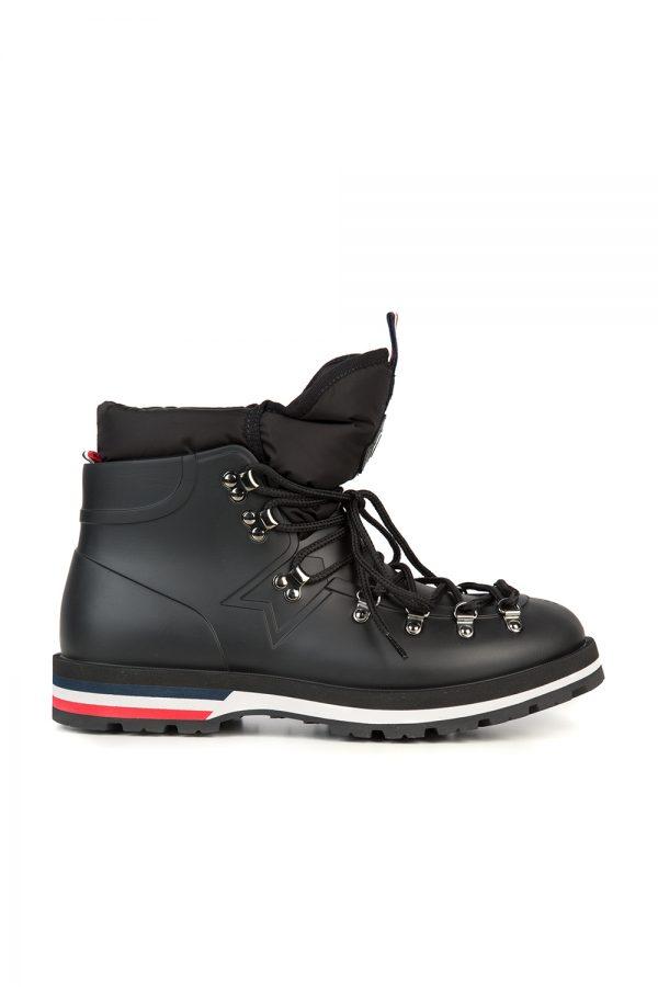 Moncler Henoc Men's Hiking Boots Black