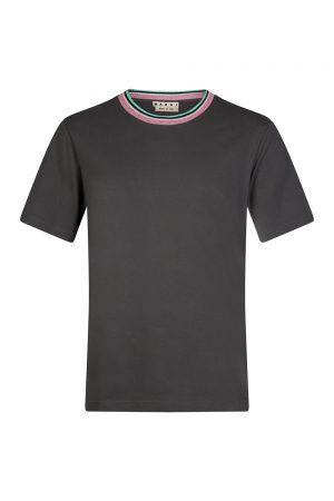 Marni Men's Cotton Jersey T-shirt Grey