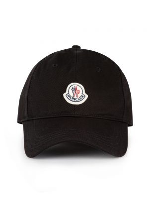 Moncler Men's Baseball Cap Black