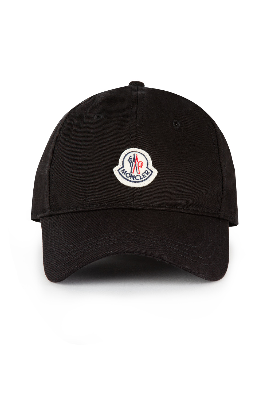 Moncler Men S Baseball Cap Black Linea Fashion Linea