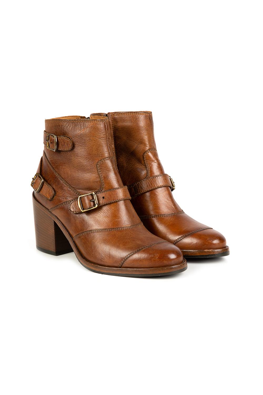 good quality lowest discount sleek Belstaff Trialmaster Women's Biker Boots Cognac Brown ...