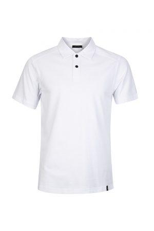 Belstaff Limehouse Men's 2-button Polo Shirt White