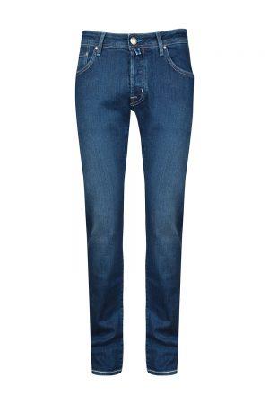 Jacob Cohën J622 Comfort Men's Slim-leg Jeans Dark Blue