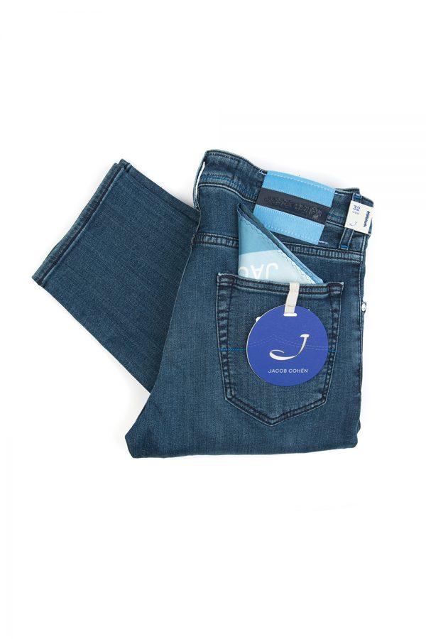 Jacob Cohën J622 Luxury Denim Slim-leg Jeans Blue