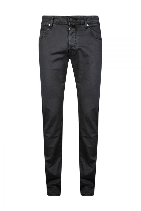 Jacob Cohën J622 Men's Vintage Washed Jeans Black