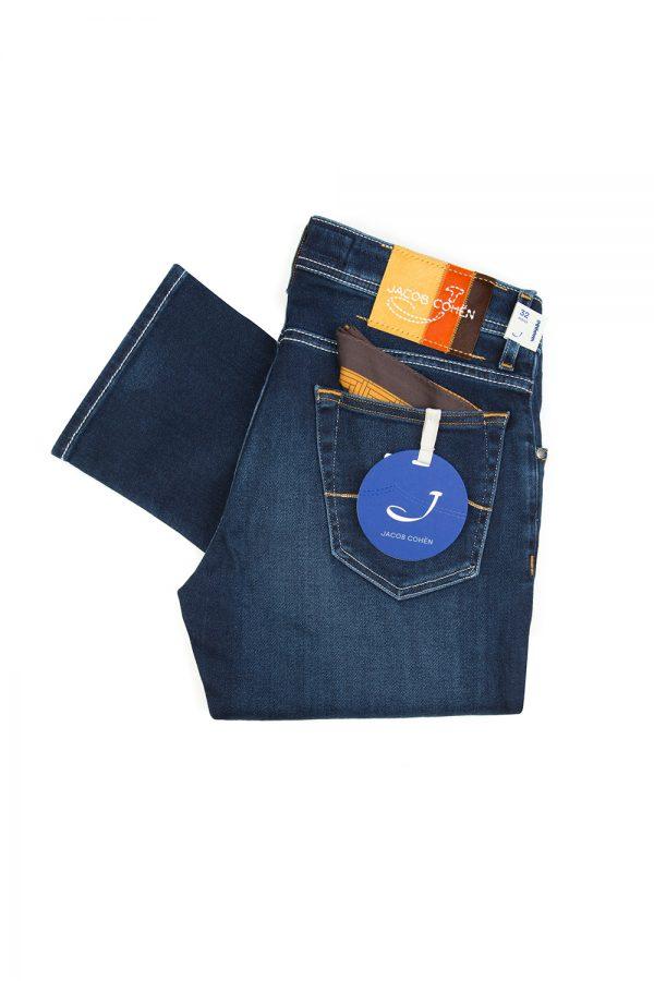 Jacob Cohën J622 Men's Slim-fit Jeans Indigo Blue