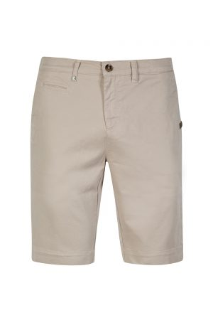 Sand Dolan Men's Stretch Cotton Shorts Beige