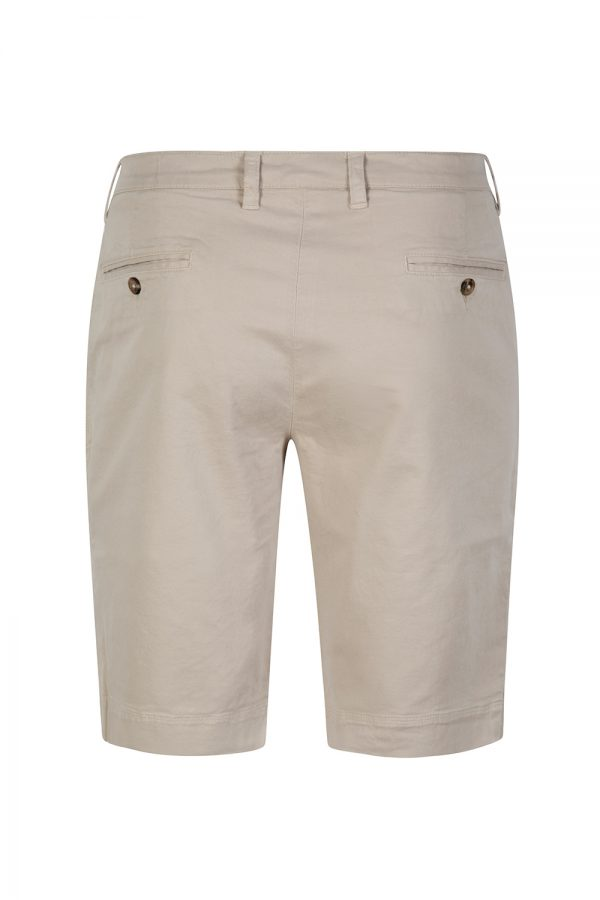 Sand Dolan Men's Stretch Cotton Shorts Beige