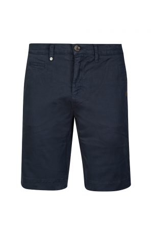 Sand Dolan Men's Cotton-blend Shorts Navy