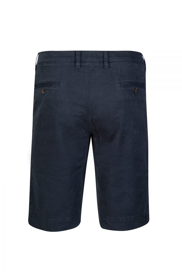 Sand Dolan Men's Cotton-blend Shorts Navy