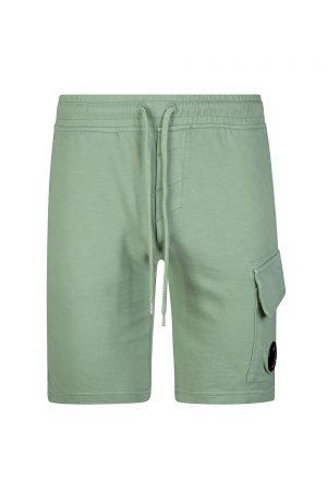C.P. Company Men's Cotton Bermuda Shorts Green