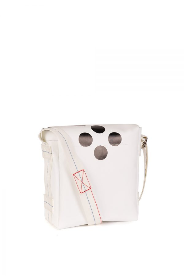 Marni Men's Messenger Bag White