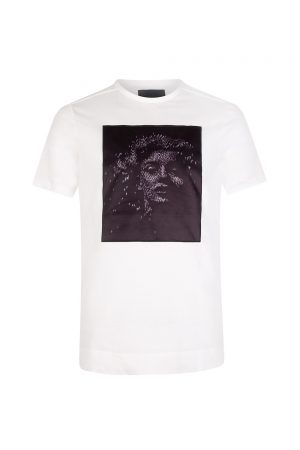 Limitato Craigys Monroe Men's T-shirt White