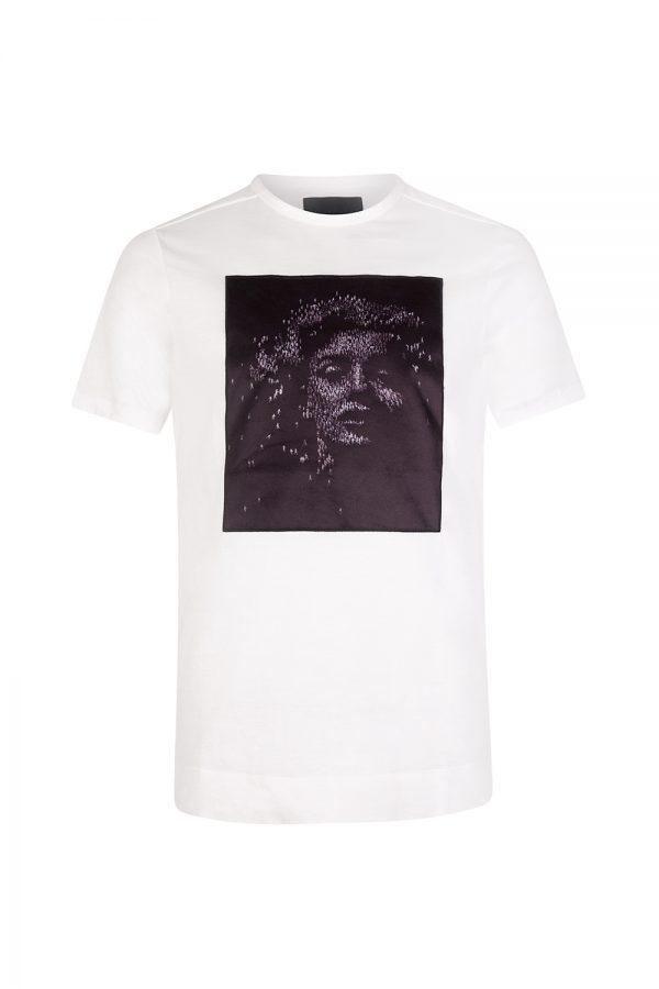 Limitato Craigys Monroe Men's T-shirt White