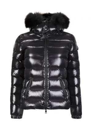 Moncler Bady Women's Short Puffer Jacket Black