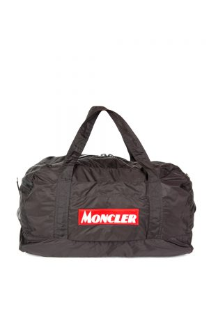 Moncler Nivelle Men's Duffel Bag Black