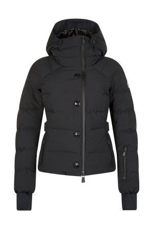 Moncler Guyane Women's Puffer Jacket Black