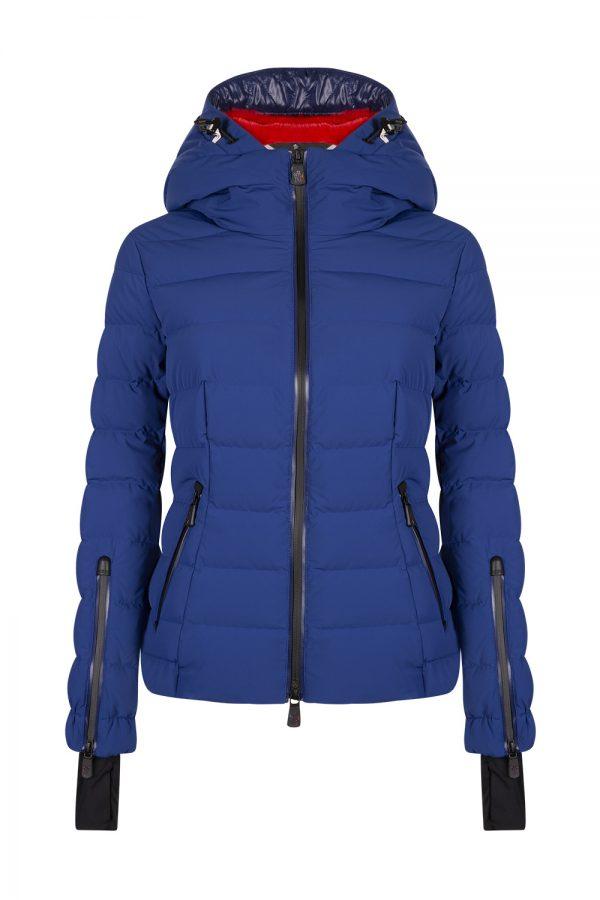 Moncler Chena Women's Puffer Jacket Blue