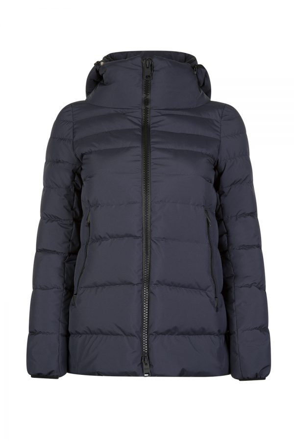 Herno WindGorete Women's Jacket Black