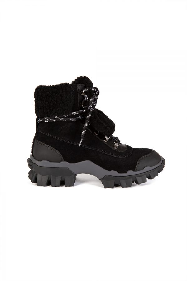 Moncler Harriett Women's Boots Black