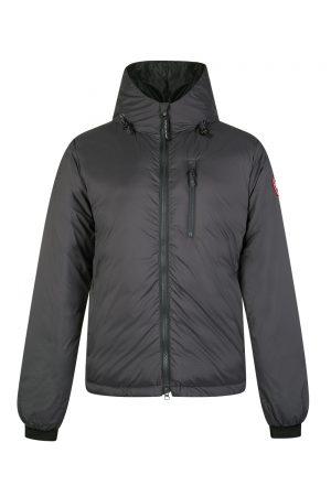 Canada Goose Lodge Hoody Matte Finish Men's Jacket Grey