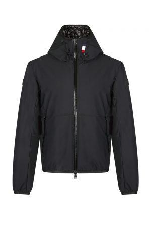 Moncler Duport Jacket Men's Black